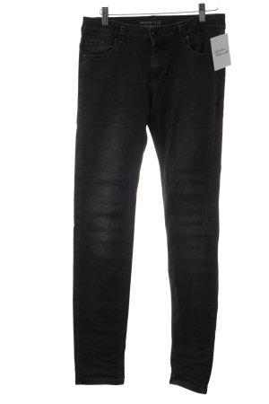 s.Oliver Skinny Jeans grau Casual-Look