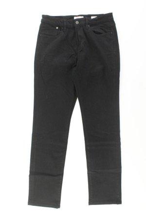 s.Oliver Skinny Jeans Größe 36 schwarz aus Baumwolle