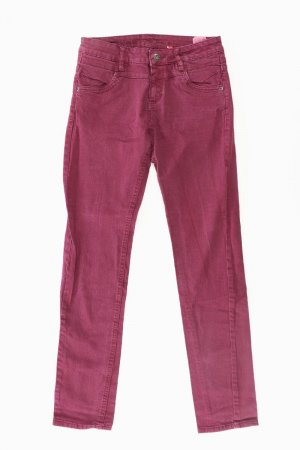 s.Oliver Skinny Jeans lilac-mauve-purple-dark violet cotton