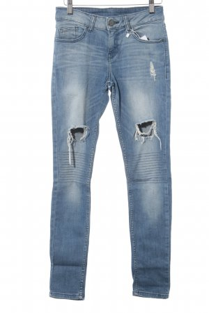 s.Oliver Skinny Jeans stahlblau Casual-Look
