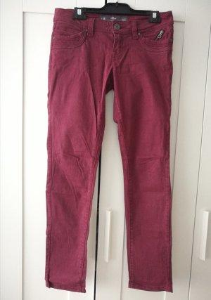 S.Oliver Slim Fit Jeans 29/32 Bordeaux