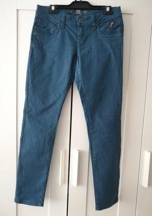 S.Oliver Slim Fit Jeans petrol 29/32
