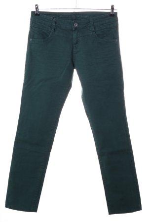 s.Oliver Slim jeans groen casual uitstraling