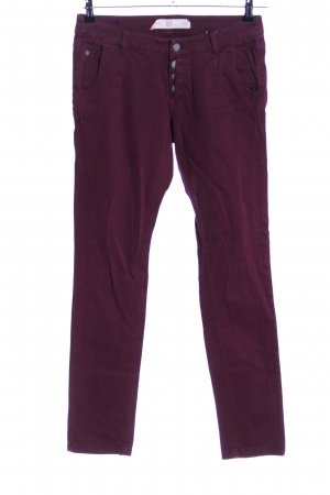 s.Oliver Slim Jeans pink Casual-Look