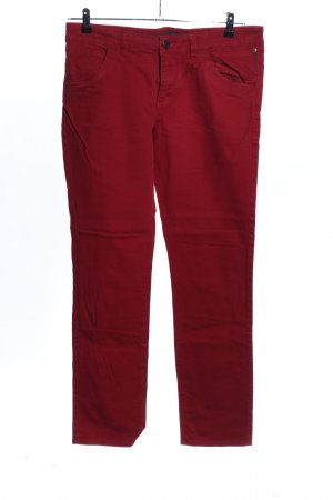 s.Oliver Slim Jeans rot Business-Look