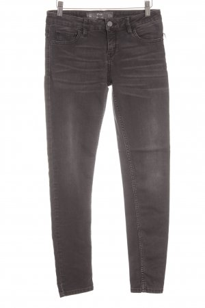 s.Oliver Slim Jeans anthrazit Casual-Look