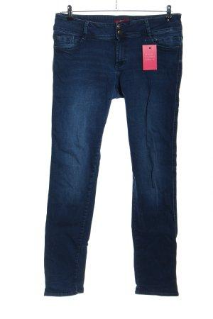 s.Oliver Slim Jeans blau Casual-Look