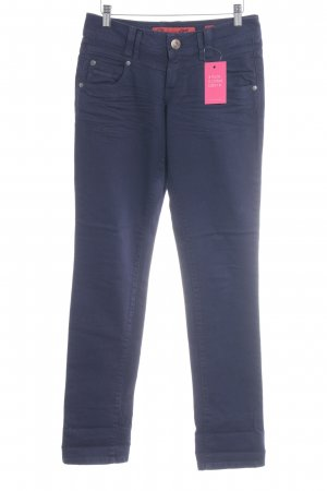 s.Oliver Slim jeans donkerblauw casual uitstraling