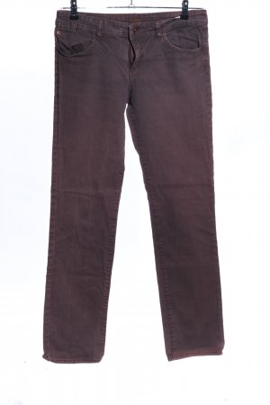 s.Oliver Slim Jeans braun Casual-Look