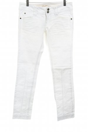 s.Oliver Slim Jeans weiß Casual-Look