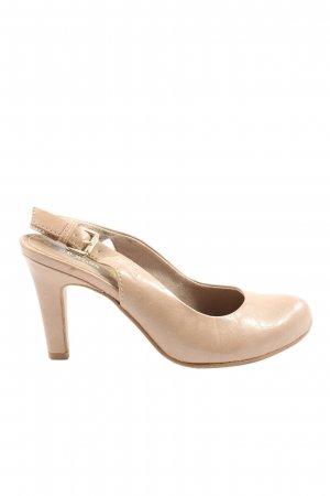s.Oliver Slingback-Pumps nude Casual-Look