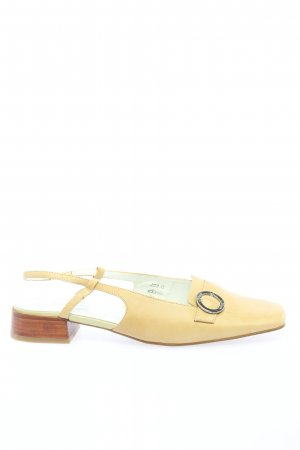 s.Oliver Slingback-Pumps creme Casual-Look