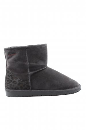 s.Oliver Slouch Stiefeletten grau Leomuster Casual-Look