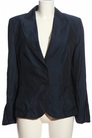 s.Oliver Smokingblazer blauw casual uitstraling
