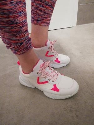s.oliver Sneaker Reinweiß unifarben 39