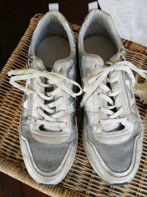 s. Oliver sneaker Silber 40