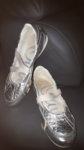 s.Oliver Sneakers Gr. 38 Silber