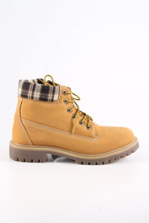 s.Oliver Snowboots hellorange Casual-Look
