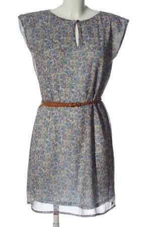 s.Oliver Summer Dress allover print elegant