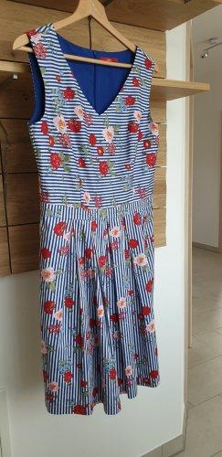 s.Oliver Summer Dress multicolored cotton
