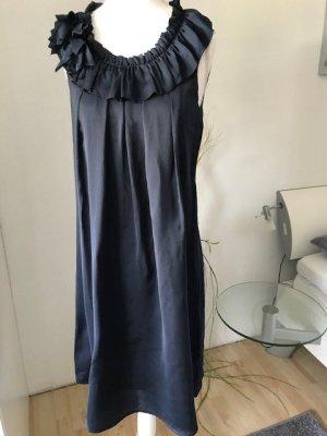 s Oliver Sommerkleid Kleid blau Gr. s
