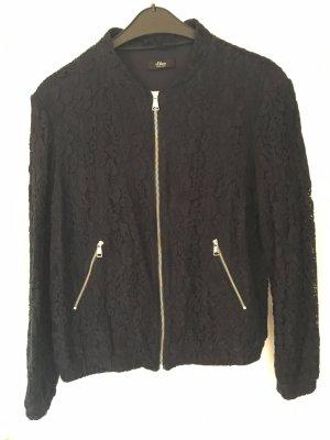s.Oliver Short Jacket dark blue