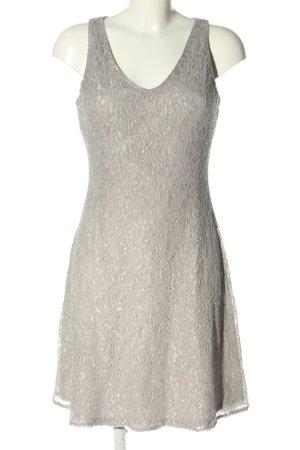 s.Oliver Lace Dress light grey elegant