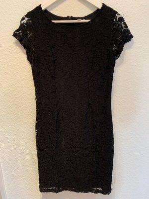 s.Oliver Lace Dress black