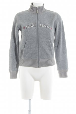 s.Oliver Sportjacke mehrfarbig Casual-Look