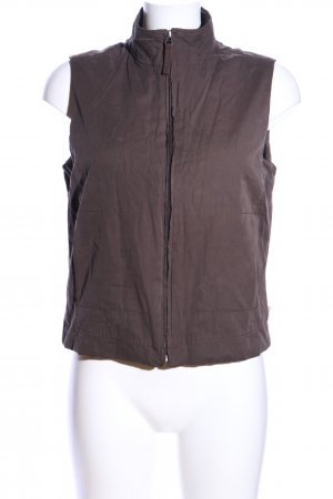 s.Oliver Sportweste braun Casual-Look