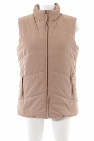 s.Oliver Steppweste creme Steppmuster Casual-Look