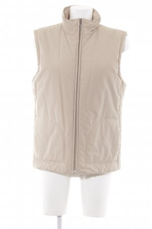 s.Oliver Steppweste creme Casual-Look