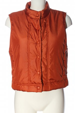 s.Oliver Steppweste rot Steppmuster Casual-Look