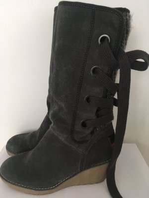 s.Oliver Winter Boots grey
