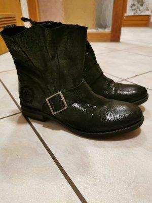s.Oliver Korte laarzen zwart