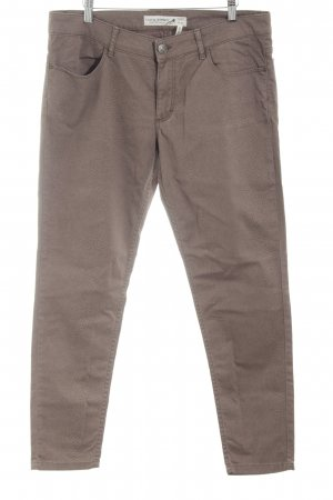 s.Oliver Stoffhose bronzefarben Casual-Look