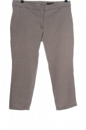 s.Oliver Stoffhose Allover-Druck Casual-Look