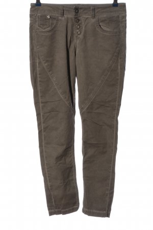 s.Oliver Stoffhose khaki Casual-Look