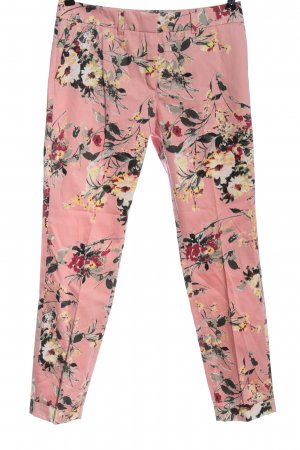 s.Oliver Stoffhose Blumenmuster Casual-Look