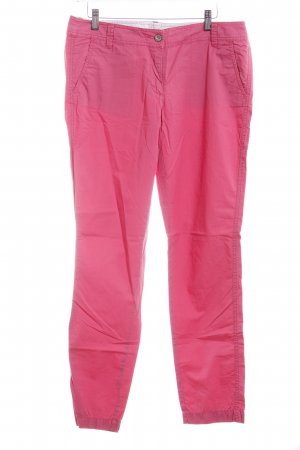 s.Oliver Stoffhose pink Casual-Look