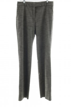 s.Oliver Stoffhose silberfarben meliert Business-Look