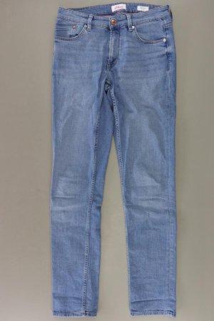 s.Oliver Straight Jeans Größe 36 blau aus Baumwolle