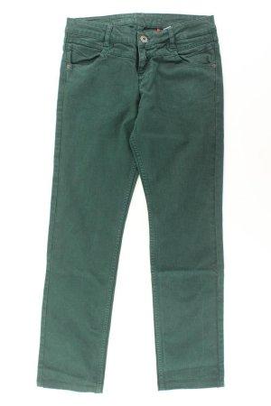 s.Oliver Straight Jeans Größe 38 grün aus Baumwolle