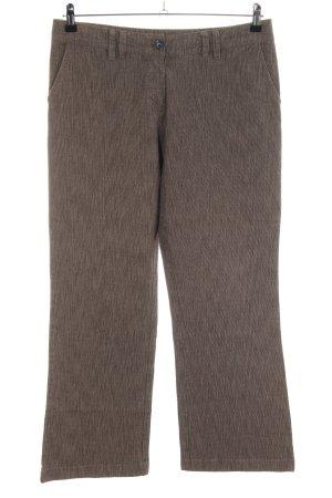 s.Oliver Jeansy z prostymi nogawkami brązowy Melanżowy W stylu casual
