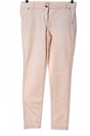 s.Oliver Jeansy z prostymi nogawkami kremowy W stylu casual