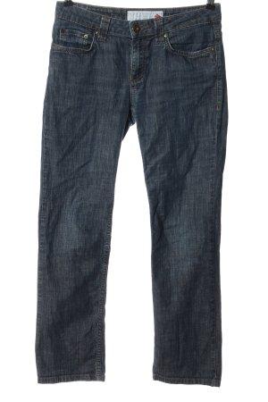 s.Oliver Jeansy z prostymi nogawkami niebieski Melanżowy W stylu casual