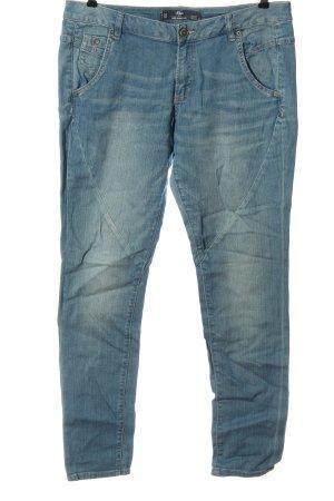 s.Oliver Jeansy z prostymi nogawkami niebieski W stylu casual