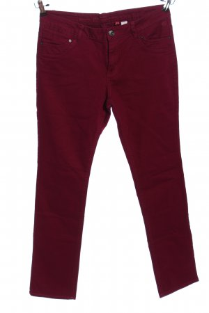 s.Oliver Straight-Leg Jeans pink Casual-Look