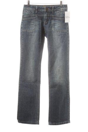 s.Oliver Jeansy z prostymi nogawkami ciemnoniebieski W stylu casual