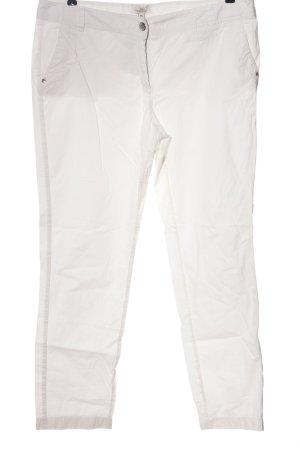 s.Oliver Jeansy z prostymi nogawkami biały W stylu casual